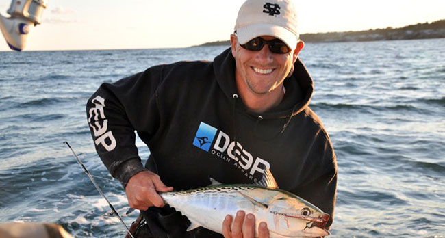 Patterson guide service rhode island light tackle fly for Brian s fishing supply