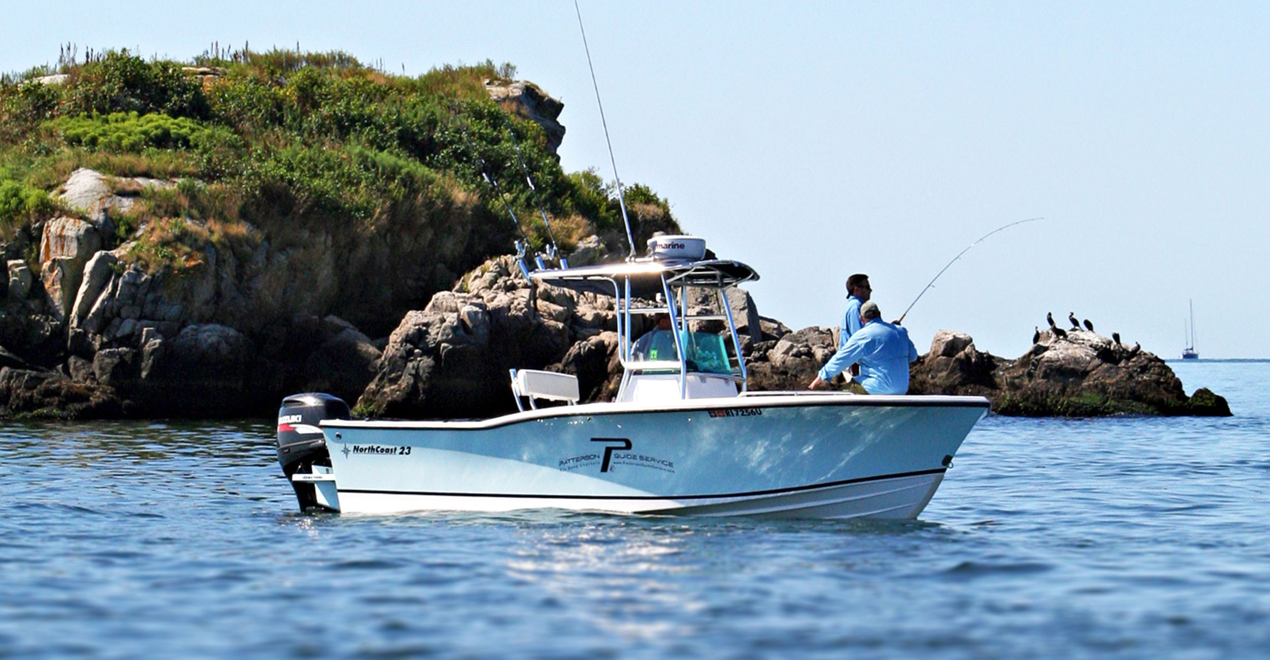 Patterson guide service rhode island light tackle fly for Fishing in rhode island